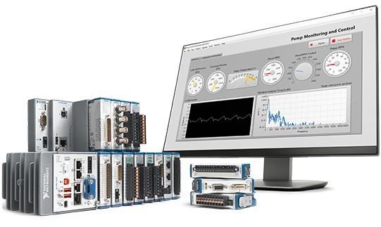 développez votre système compactrio plus rapidement en utilisant le module labview fpga, le driver daq mx et ni linux real-time