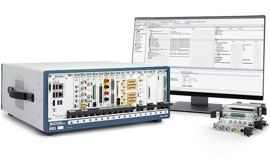 software-connected pxi testers offer flexibility and scalability