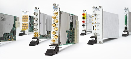 ni pxi modules are designed to be interchangeable so you can adapt your pxi system as your needs change