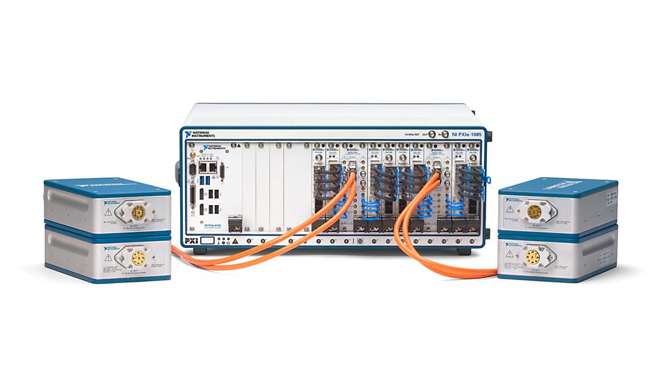 mmWave Transceiver System - National Instruments