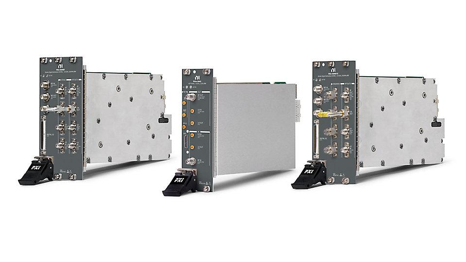 PXI Vector Signal Analyzer - National Instruments