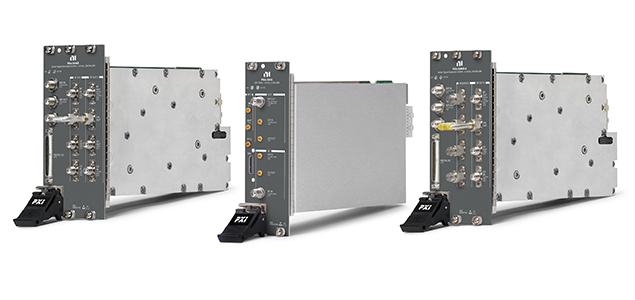 NI-PXI-Module für drahtloses Entwerfen und Testen