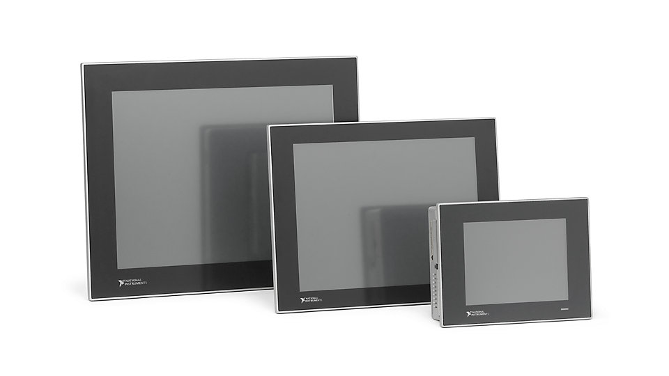 Touch Screen Monitor - National Instruments