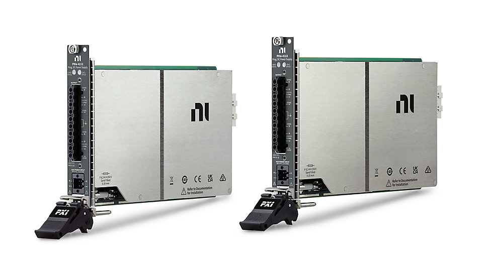 Pxi Modules Pxi Systems National Instruments