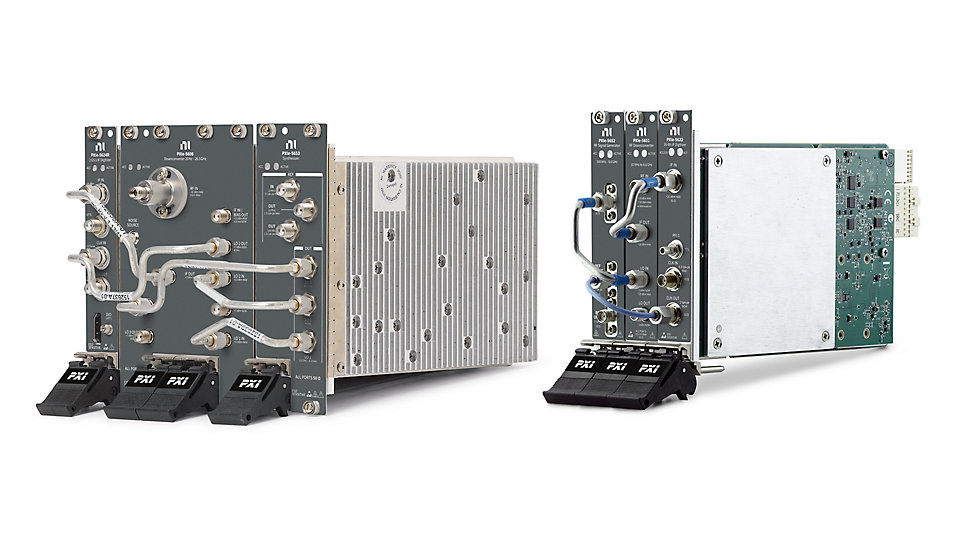 Spectrum and Signal Analyzers - Wireless Design and Test - National
