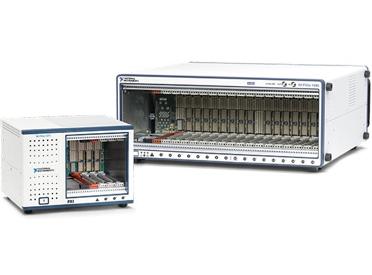 pxi chassis are available in various sizes, from 4 to 18 slots