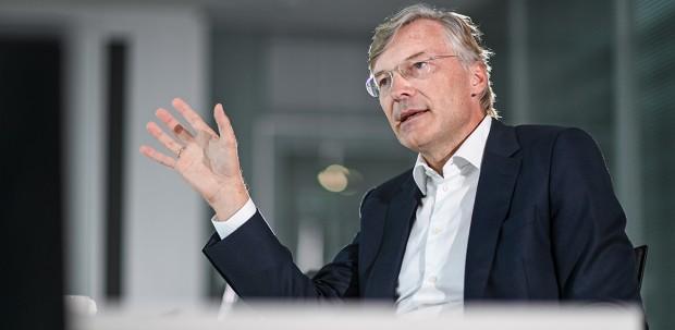 ZF CEO Wolf-Henning Scheider
