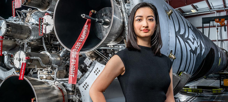 Fatima Sheikh, ADG Systems Engineer, Software, R&D, NI