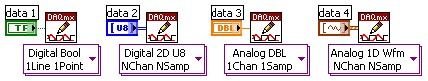 Writing Data in LabVIEW