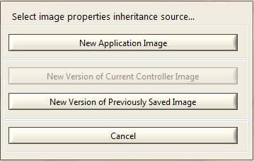 Select Image Properties Inheritance Source