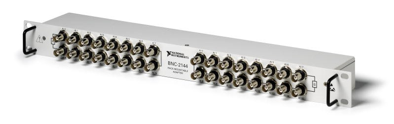 NI BNC-2144, 4X InfiniBand to BNC Rack-Mount Accessory