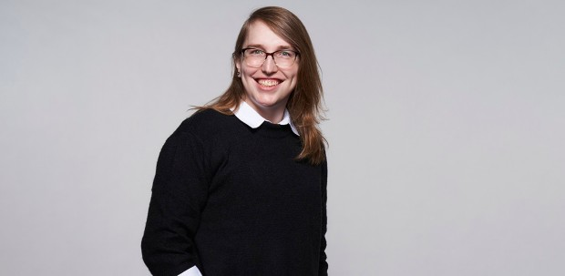 Claire Clark, Product Support Engineer, NI