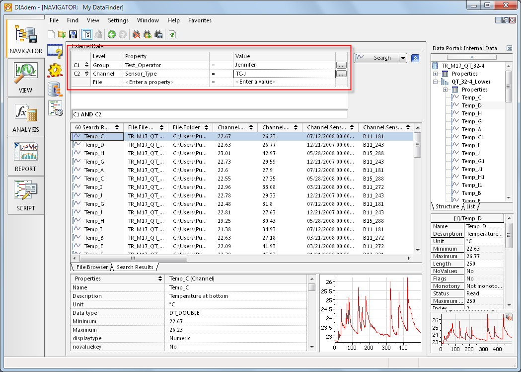 Moving Beyond Microsoft Excel for Measurement Data Analysis