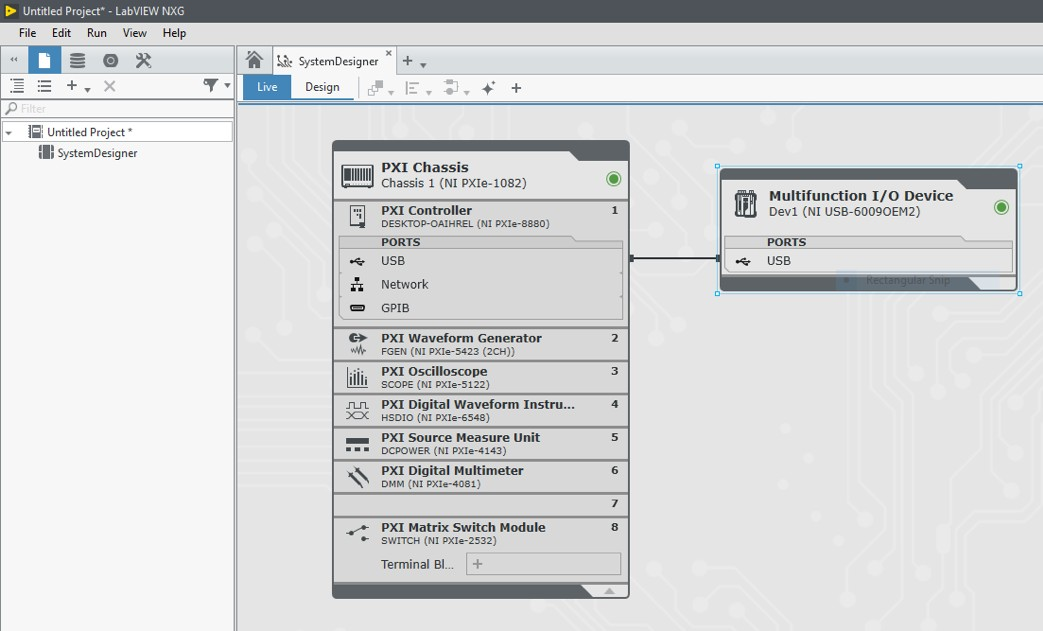 Setup, Organize and Manage your System in LabVIEW NXG