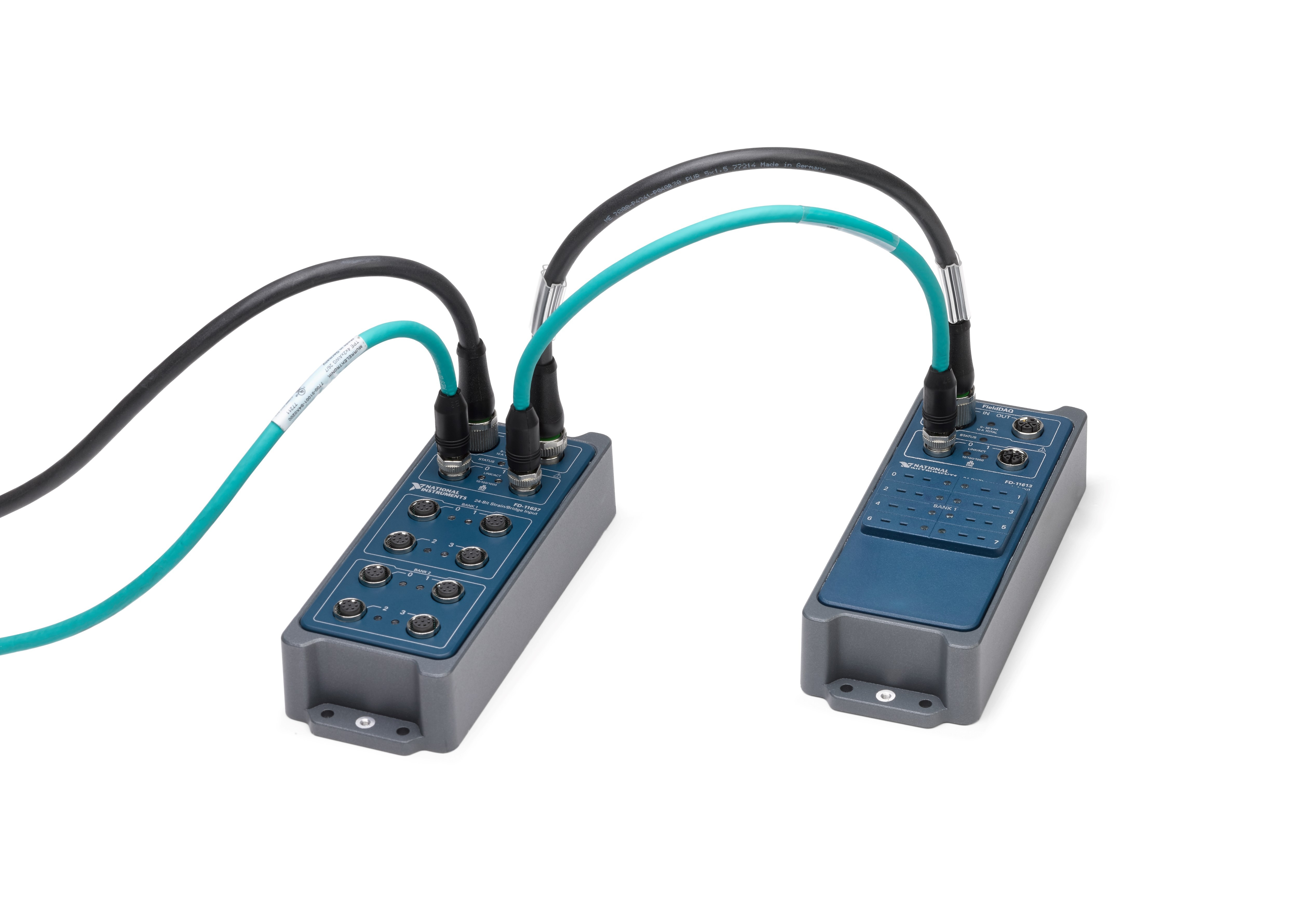 FieldDAQ is designed for the harsh environments of any application