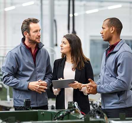 An NI partner helps a team of engineers configure their battery test system according to their test requirements