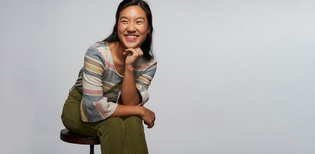 Samantha Hsieh, Culture and Engagement Specialist, NI