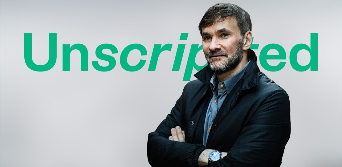 NI Unscripted featuring Keith Ferrazzi