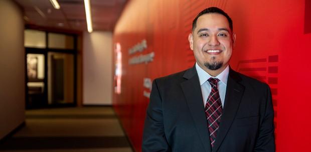 Rudy Medina Jr., graduate of the CITGO Innovation Academy
