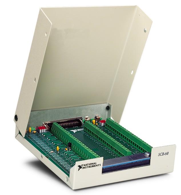 NI SCB-68 Shielded Connector Block