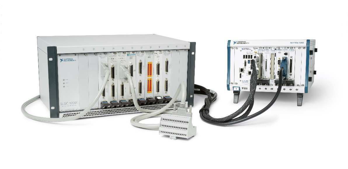 SLSC Extends the Functionality of Measurement and Control Hardware Such as PX