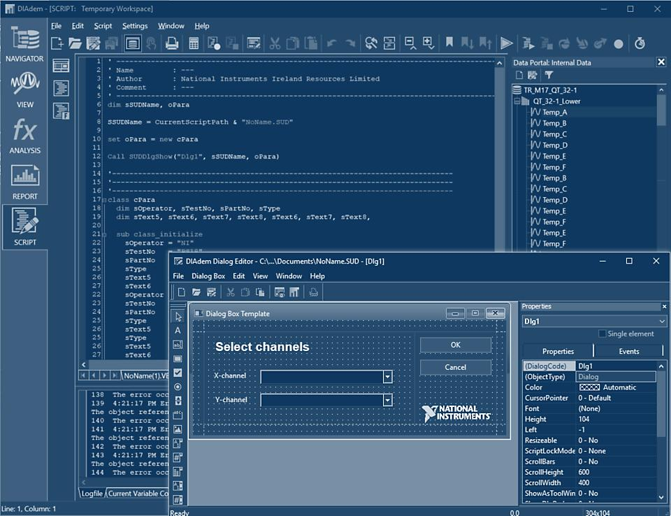 Use enhanced coding productivity features to reduce your development time.