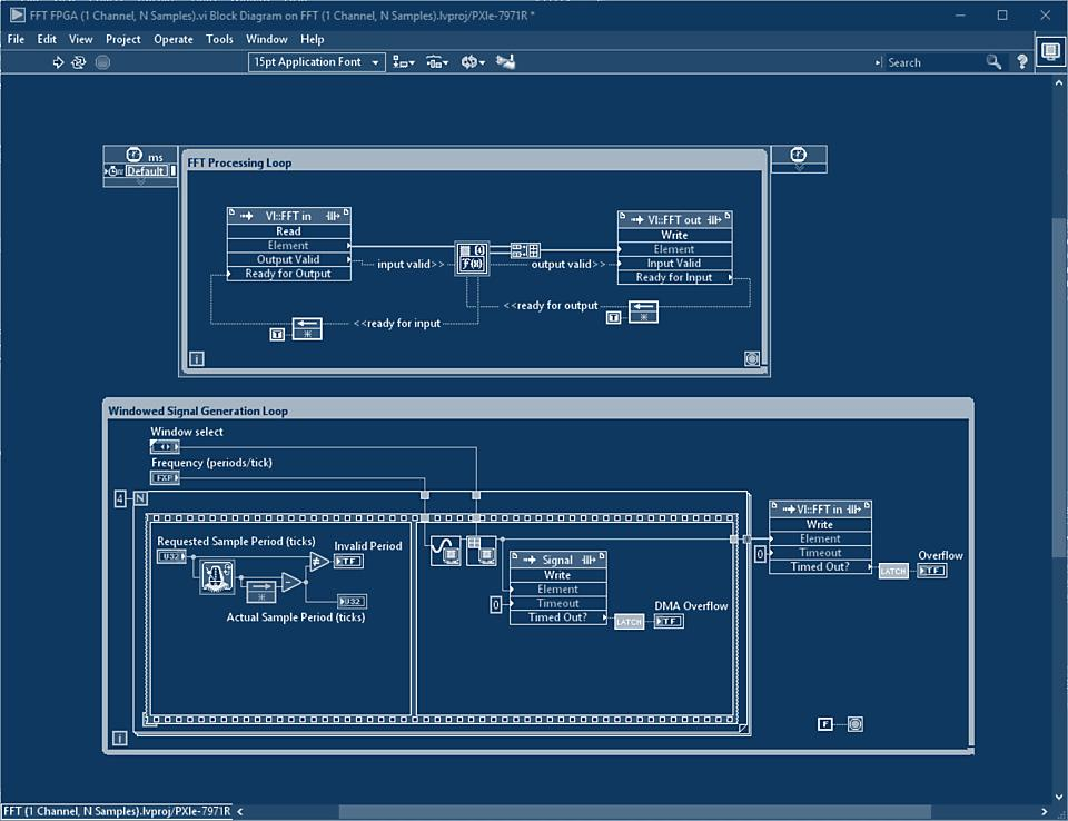 Use hardware auto-discovery and interactive panels to take your first measurement faster.