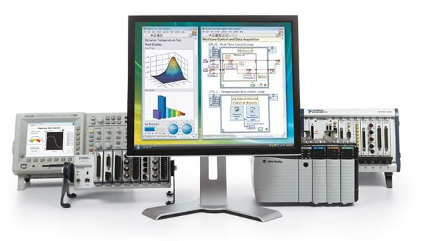 LabVIEW seamlessly integrates thousands of measurement and control devices.