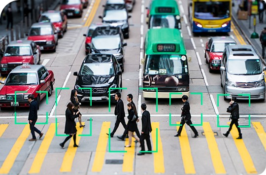 Advanced driver assistance systems use sensors and specialized software to detect people, other vehicles, and their environment for a safer future.
