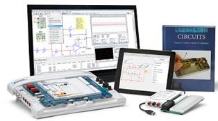 소프트웨어 중심의 전자 공학 교육 Multisim,멀티심,National Instruments,한국내쇼날인스트루먼트