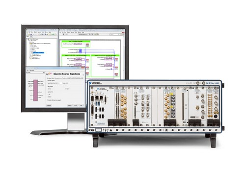 Customize an application to fit evolving requirements through a wide range of instrumentation and a single software tool