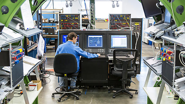 NI Aerospace and Defense Test Solutions - National Instruments