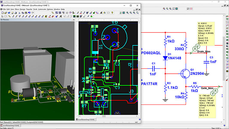 How Do I Use Multisim To Prototype Faster By Transferring My Schematic To Pcb Layout Ni